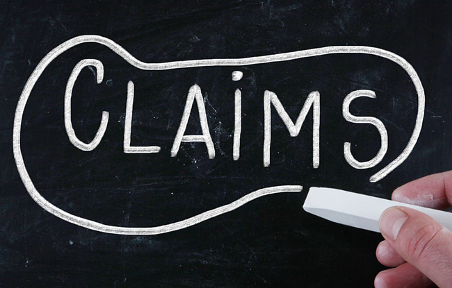 Submit Claims