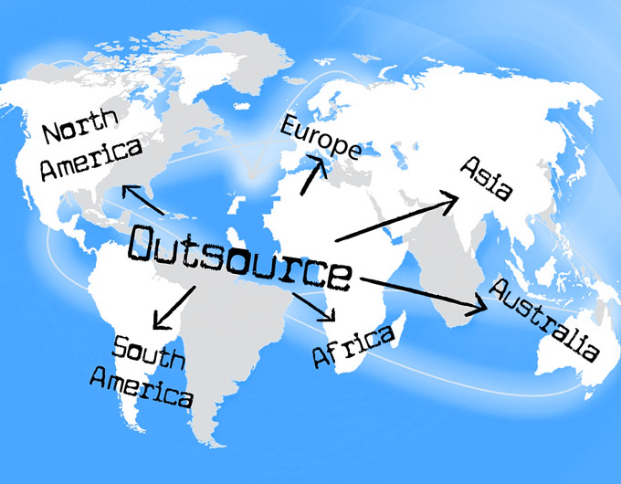 Outsourcing in World