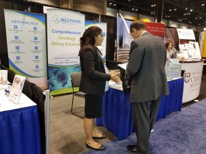 Medphine Attended the Largest Cancer Conference in the World (ASCO)