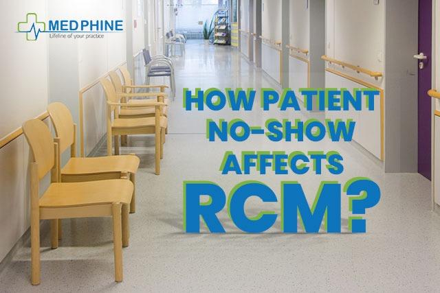 How Patient No-Show Affects RCM?