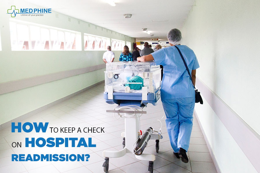 HOW TO KEEP A CHECK ON HOSPITAL READMISSION?