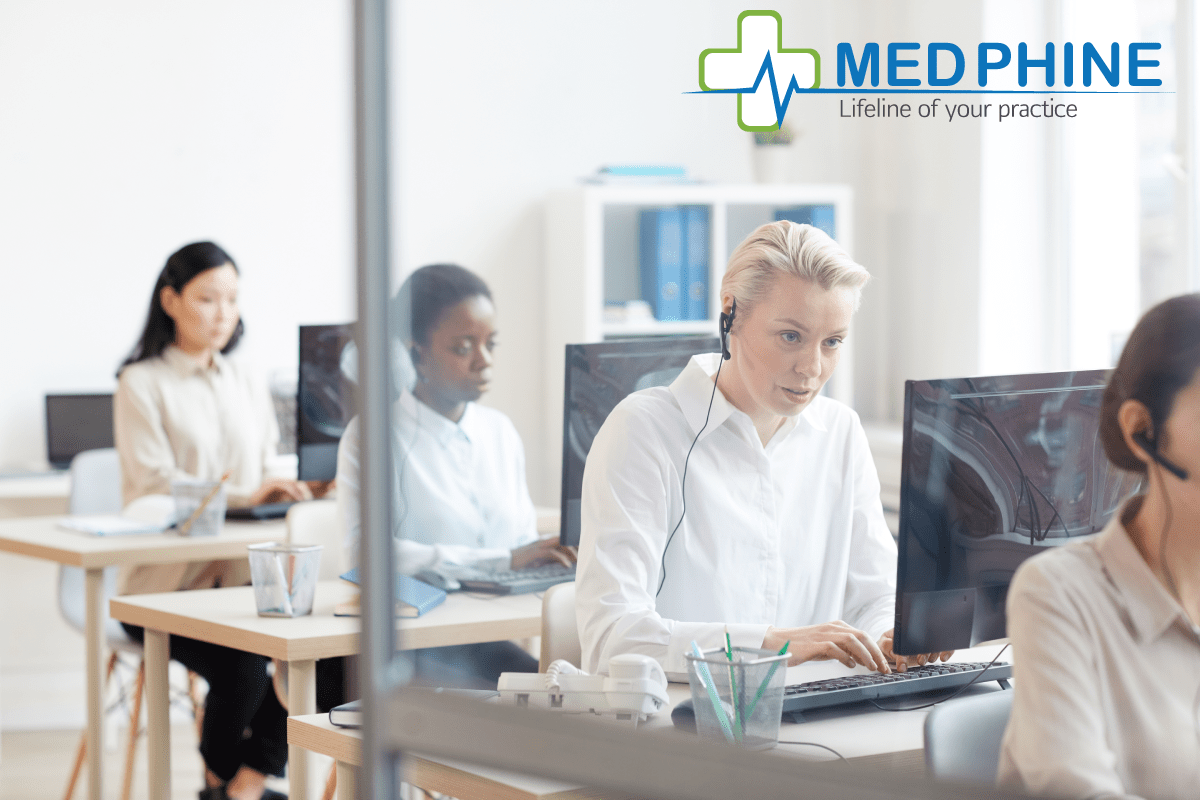 Types of scheduling in a medical office